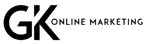 GK Online Marketing voor KMO en éénmanszaken - logo